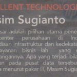 Tulisan Mengenai High Availability Server & Disaster Recovery di Koran Sindo