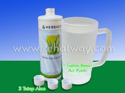 Herbalife_ALOE DRINK